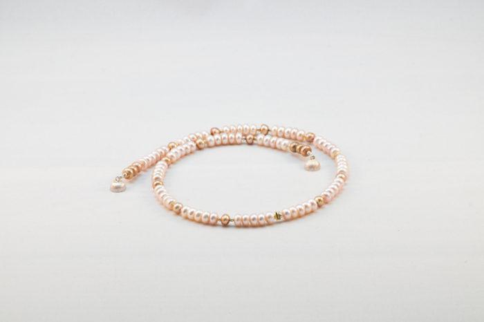 Perlen-Collier